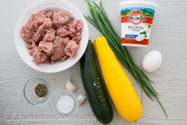 Chicken Zucchini Patties_