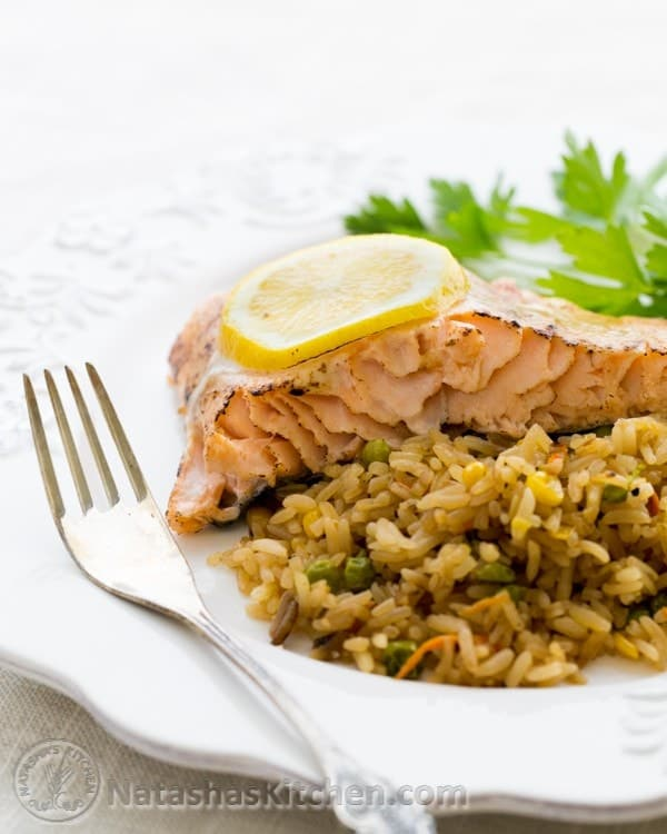 Oven Baked Salmon-11