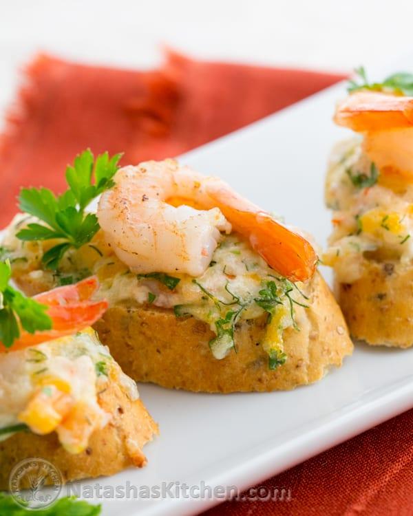 Shrimp tea sandwiches canap s for Shrimp canape ideas