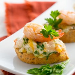 Shrimp Tea Sandwiches SQ-3