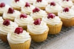 Vanilla  Honey Cupcakes TH
