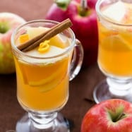 This honey apple cider is such a wonderful Fall recipe. Apples are inexpensive, crisp and delicious. You can use any variety of apples for this recipe.