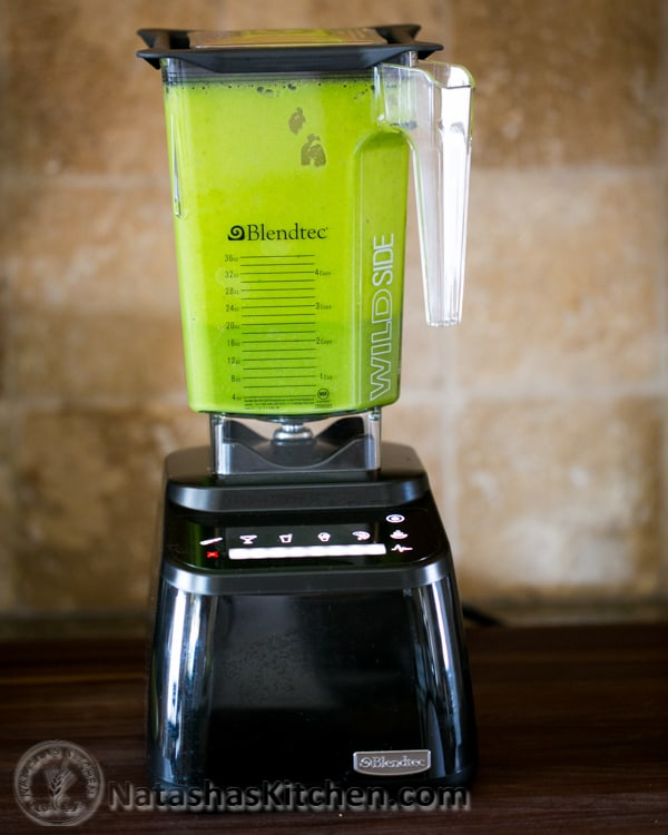 Blendtec Green Smoothie-3
