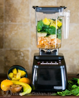 Blendtec Green Smoothie