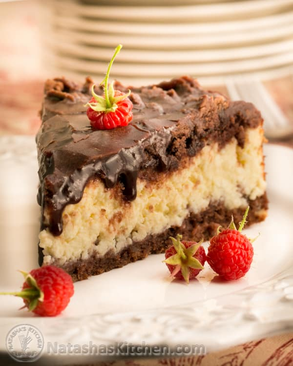 Farmer's Cheese Chocolate Cake
