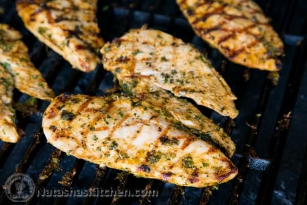 Moroccan Chicken Recipe-10