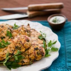 Moroccan Chicken Recipe SQ