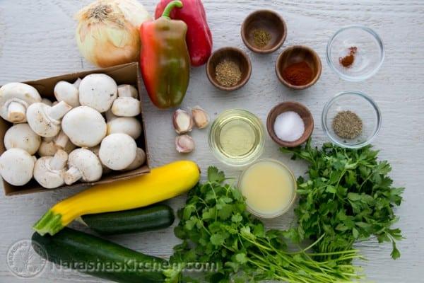 Moroccan Vegetable Skewers-7