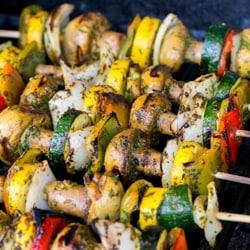 Moroccan Vegetable Skewers2