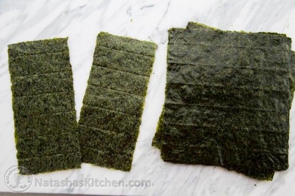 Sushi Rice & California Rolls Recipe-13