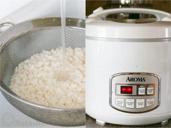 how to cook white rice stove top