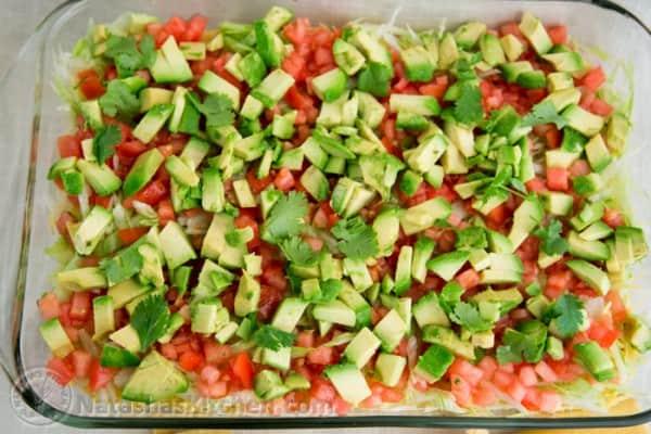 Taco Salad Dip-10