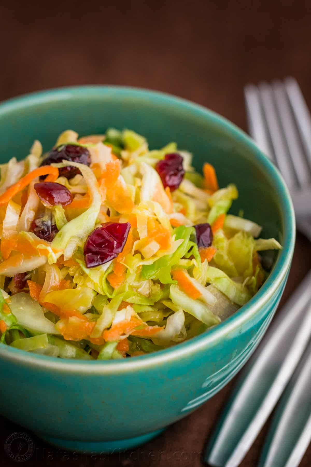 Salad Chanterelle with Korean carrots. Cooking options