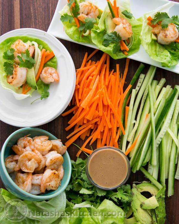 Shrimp Wraps-9