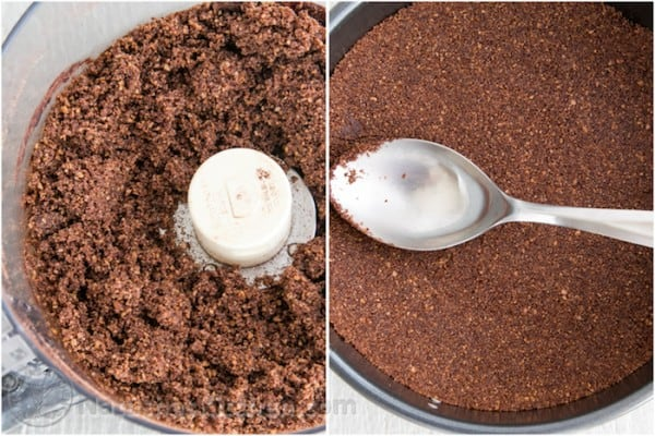 Chocolate Cheesecake 5