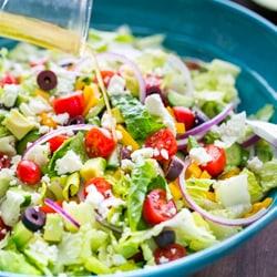 Greek Salad SQ