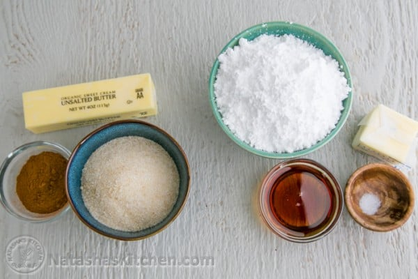 Softest Cinnamon Rolls with Salted Maple Glaze-2