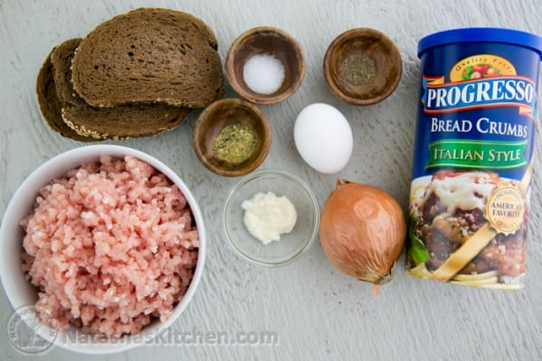 Breaded Pork Meatballs