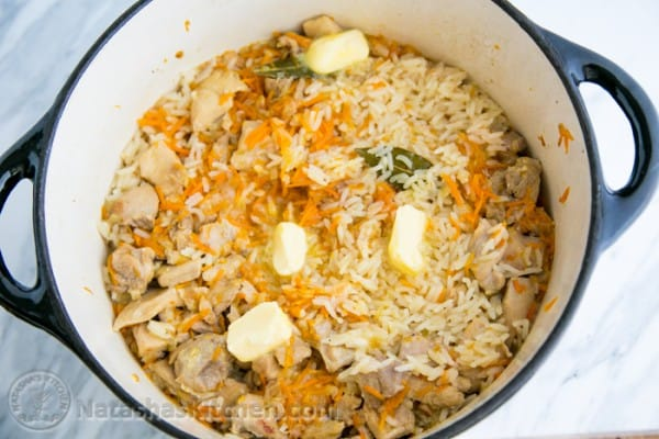 Creamy Chicken and Rice-11