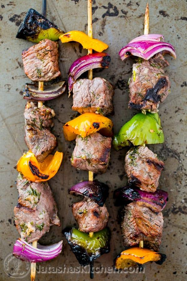Tender Beef Kebabs (Shashlik) Recipe @natashaskitchen