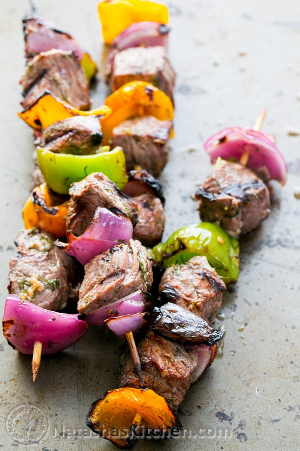 Beef Kebabs (or Shish kebabs) are a very important food and specialty ...