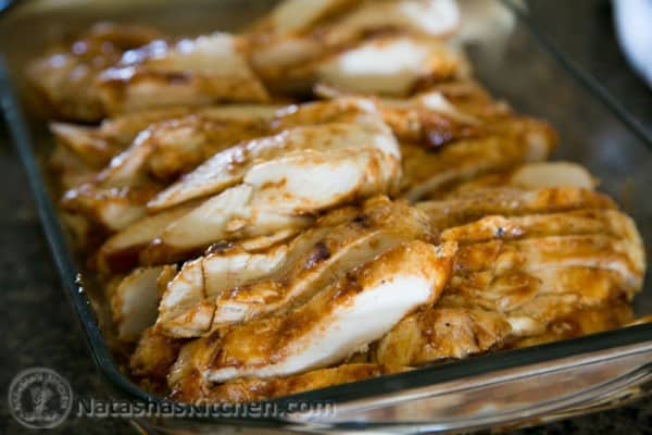 Grilled Chicken Breast. Birthday Party Menu-10