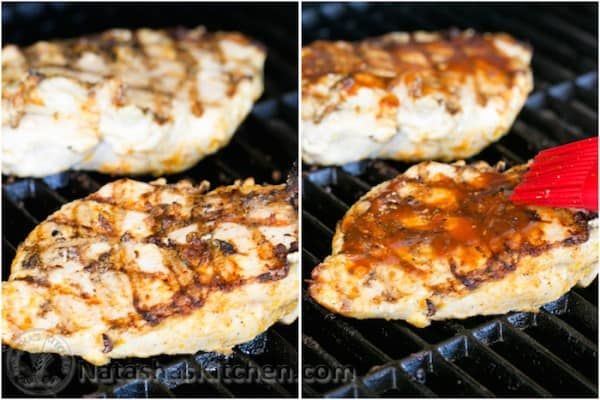 Juiciest Barbecued Chicken Breast-5