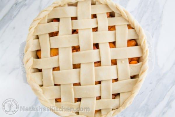 Apricot Pie Recipe-14