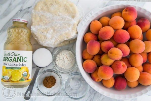 Apricot Pie Recipe
