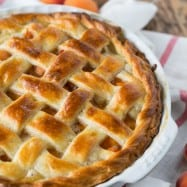 Apricot Pie with Flaky Cream Cheese Crust @natashaskitchen