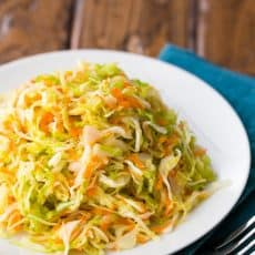 Easy overnight sauerkraut recipe from @natashaskitchen