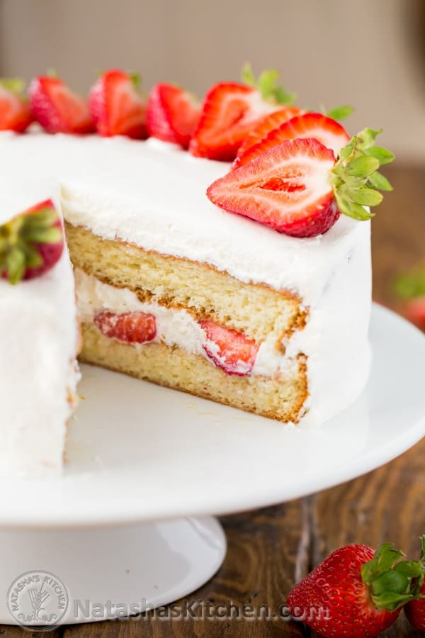 Tres Leches Cake Recipe, Layered Tres Leches Cake, Mexican ...