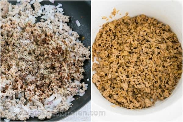 Crockpot Turkey Chili-4