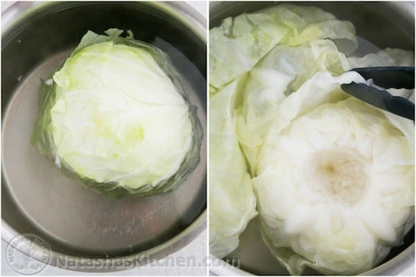 Golubtsi recipe a classic ukrainian food our family loves these stuffed cabbage rolls this step by step recipe makes forumfinder Images