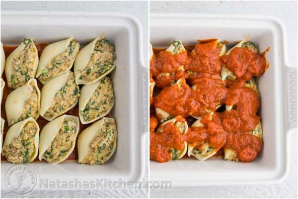Stuffed Pasta Shells-7