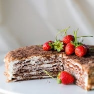 Chocolate Spartak Cake (Video Tutorial) from @natashaskitchen