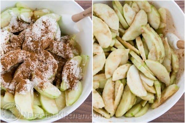 Cinnamon Apple Pie-8
