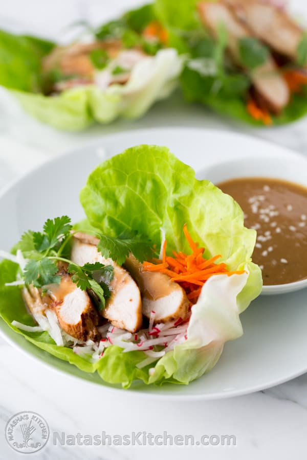 Delicious Lettuce Wraps copy