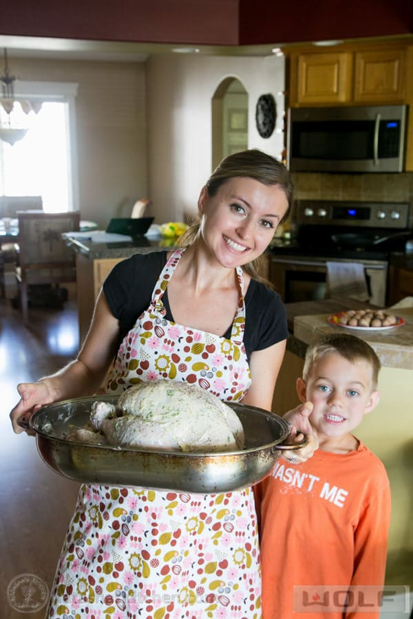 Juicy Roast Turkey Recipe-4 copy