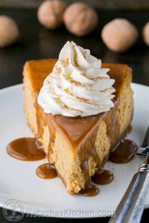 Pumpkin Cheesecake Recipe, How to Make Pumpkin Cheesecake