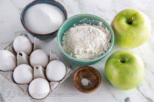 Apple Sharlotka Recipe