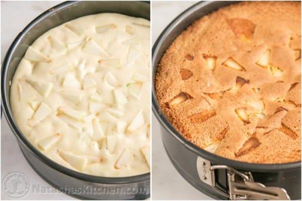 White Lily Flour Apple Cake Recipe