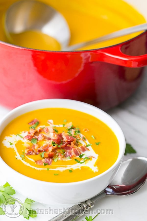 Easy red potato soup recipe