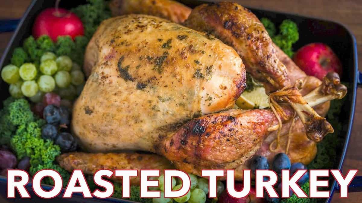 Gordon Ramsay Christmas Turkey.Juicy Roast Turkey Recipe