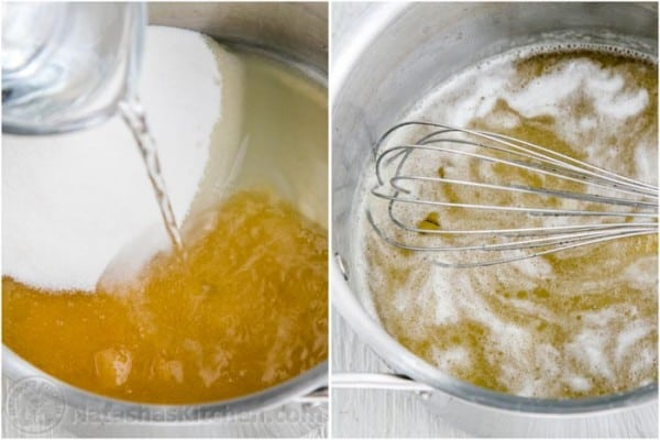 How to Make Syrup for Baklava Recipe
