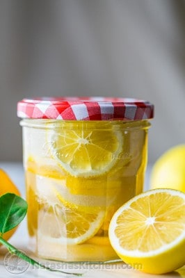 How to can lemons. So easy and makes for a darling gift! @natashaskitchen