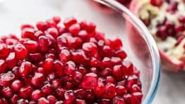 The best and quickest method for how to Seed a Pomegranate (video tutorial) @natashaskitchen