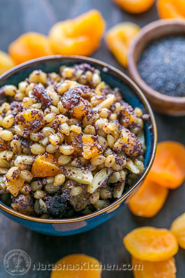 Sweet Wheat Berry Pudding | No Fuss Ways To Prepare Wheat Berries