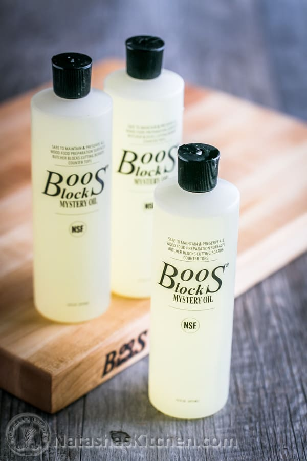 John Boos Block Review & Fantastic Giveaway (3 winners!) from @natashaskitchen