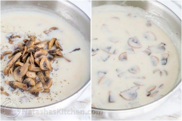 Easy Mushroom Gravy Recipe-6